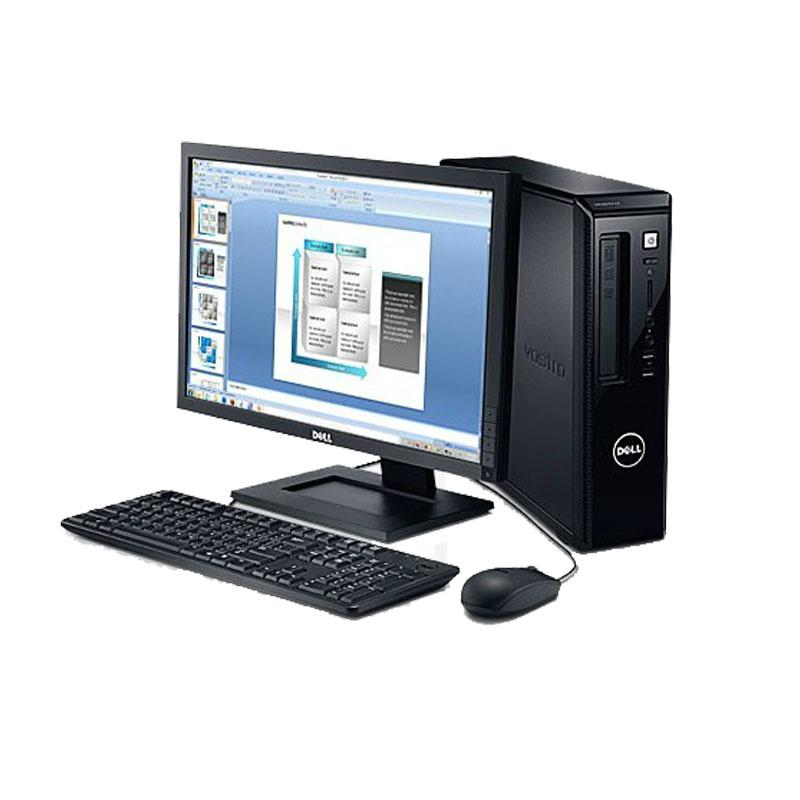 戴尔(dell) vostro 3800-r6208 商用台式机电脑整机 4g内存21.图片