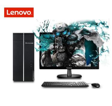 联想(lenovo) 异能者 d5005 台式电脑 (sx4-3850 4g 1t) 独显 23英寸