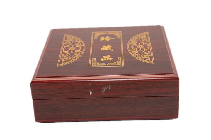 卓玉木雕 印尼黑土沉香手串 沉香木 手串 1.0cm 礼盒装