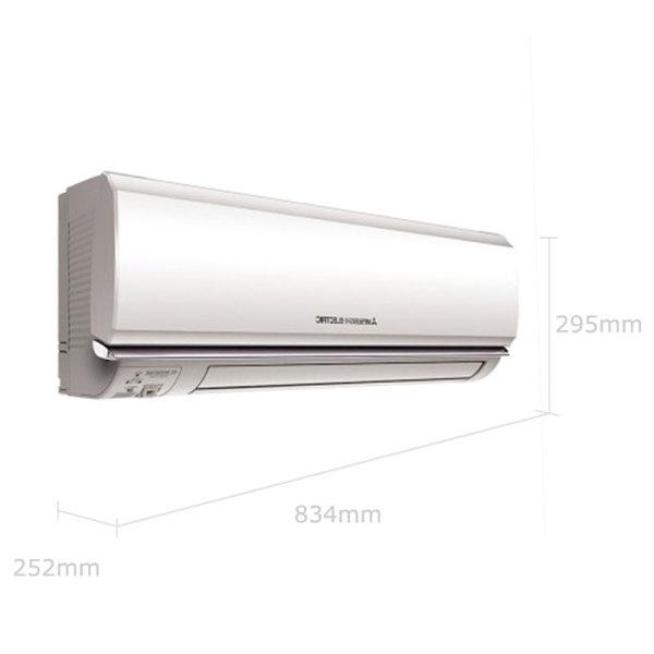 格力(GREE)大1.5匹移动空调冷暖一体机免安装便携式