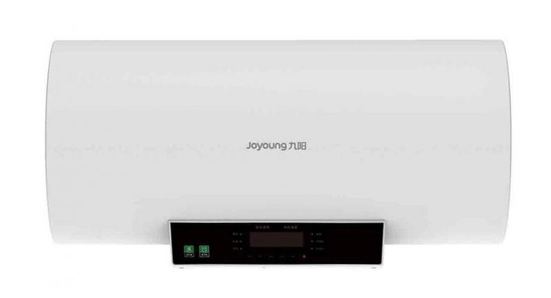 九阳 jh-d60e02 电热水器 挂式3000w一级节能60升