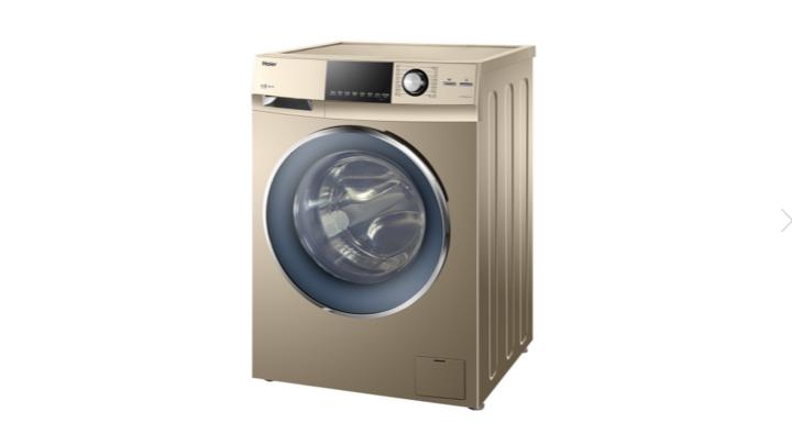 海尔g100728bx12g 10公斤 滚筒洗衣机
