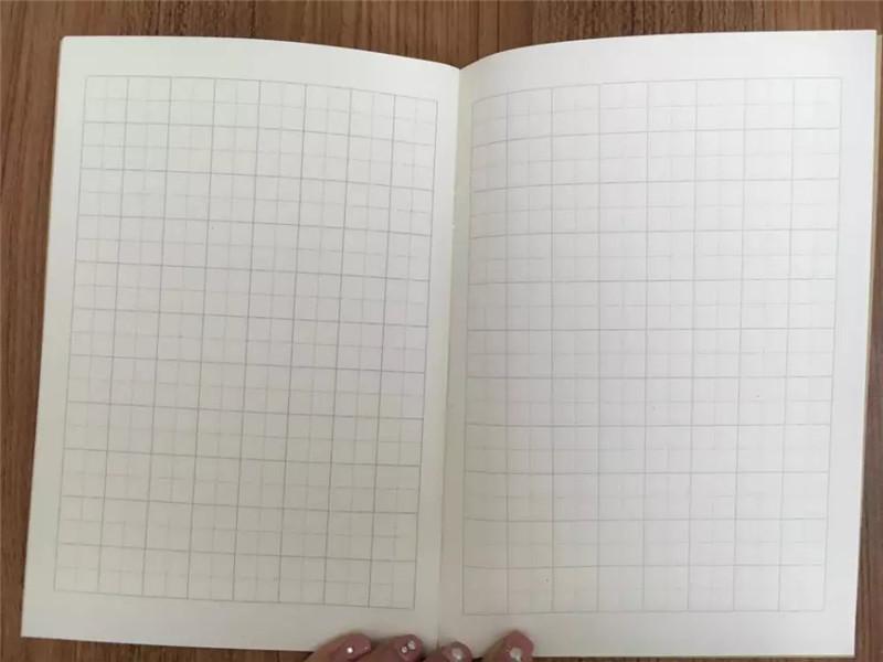星楠黄皮小作业本 书写 中字 数学 小字本图片